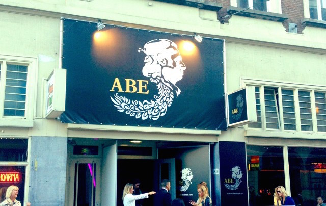 Club Abe in Amsterdam, The Netherlands