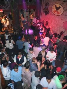pic of Bat bar on 6th Avenue taken while traveling through Austin
