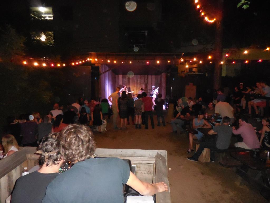 pic of Rainey Street Austin,  while traveling through Austin, Texas