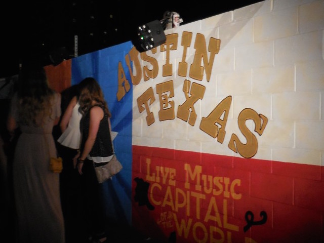 "Austin is usually referred to as the ""Live Music Capital of The World"