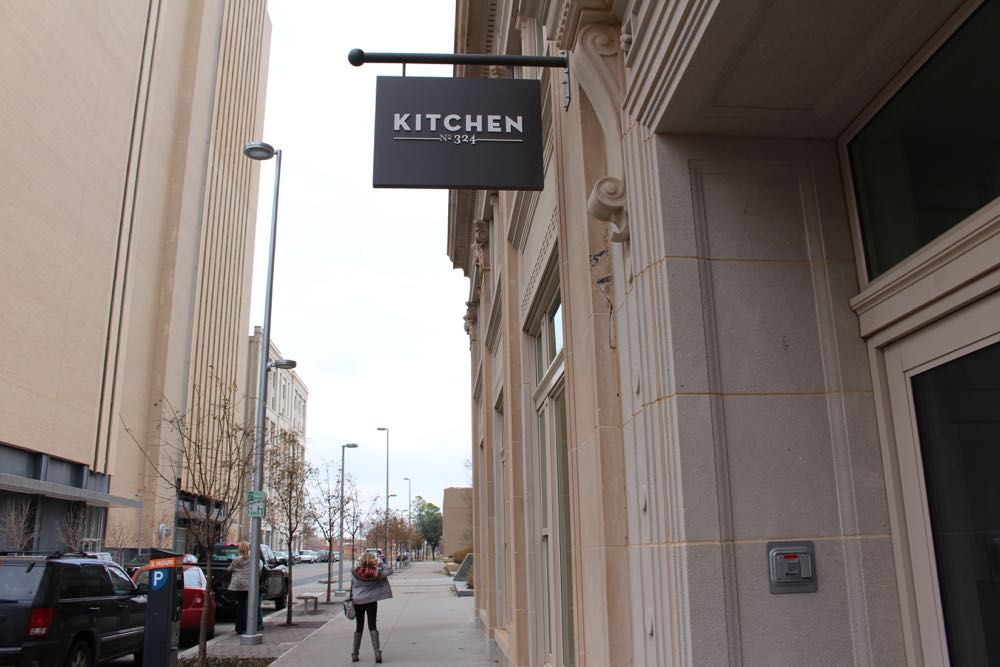 "Travel pic of Pictur of ""The Kitchen"" taken while traveling through OKC"