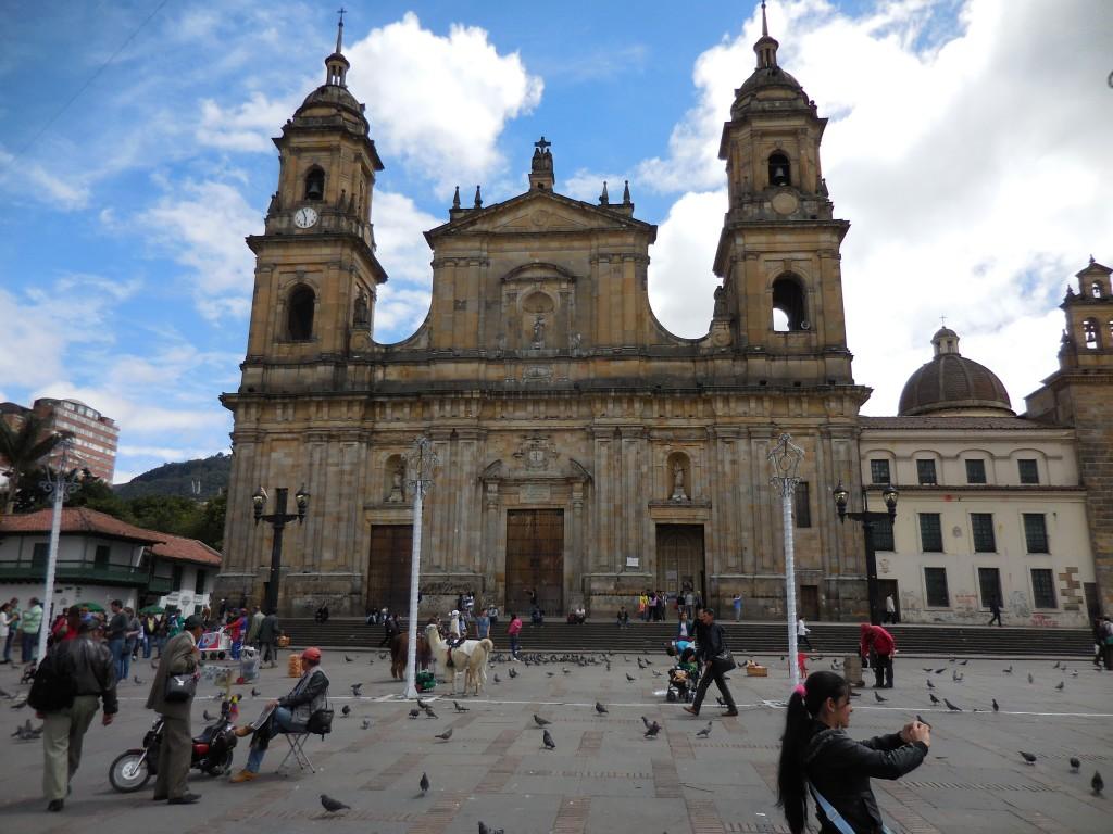 Travel pic of La Candelaria - Bogota