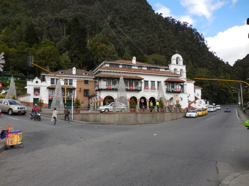 The Gondola Park in Bogota