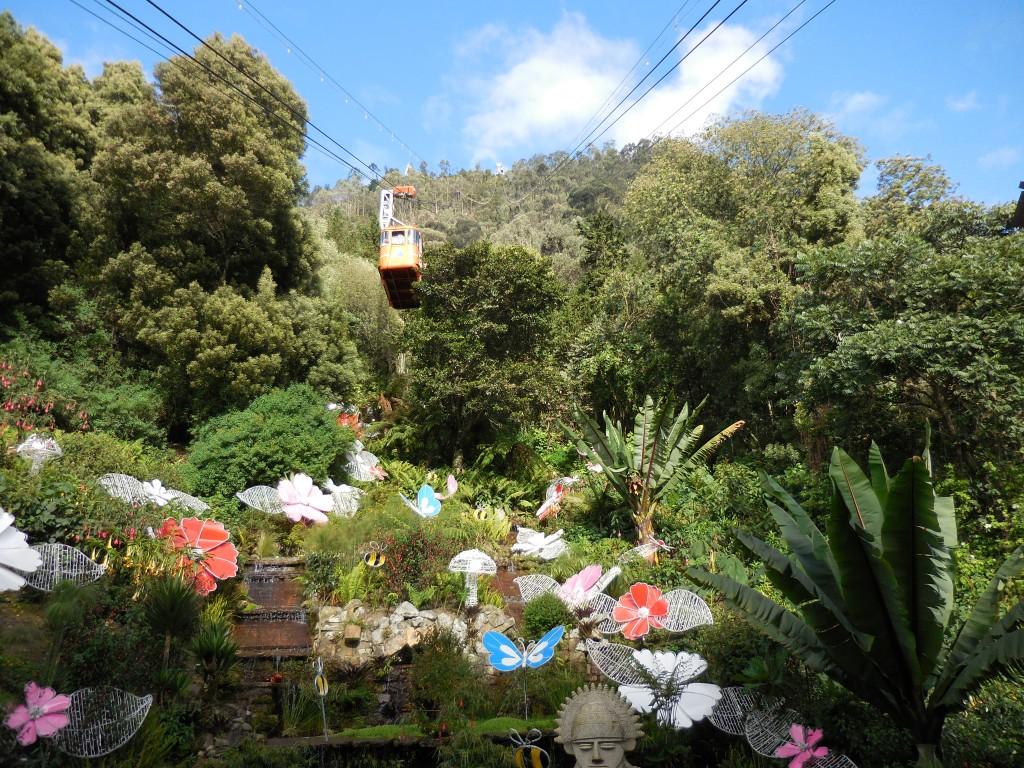 The Gondola's of Bogota