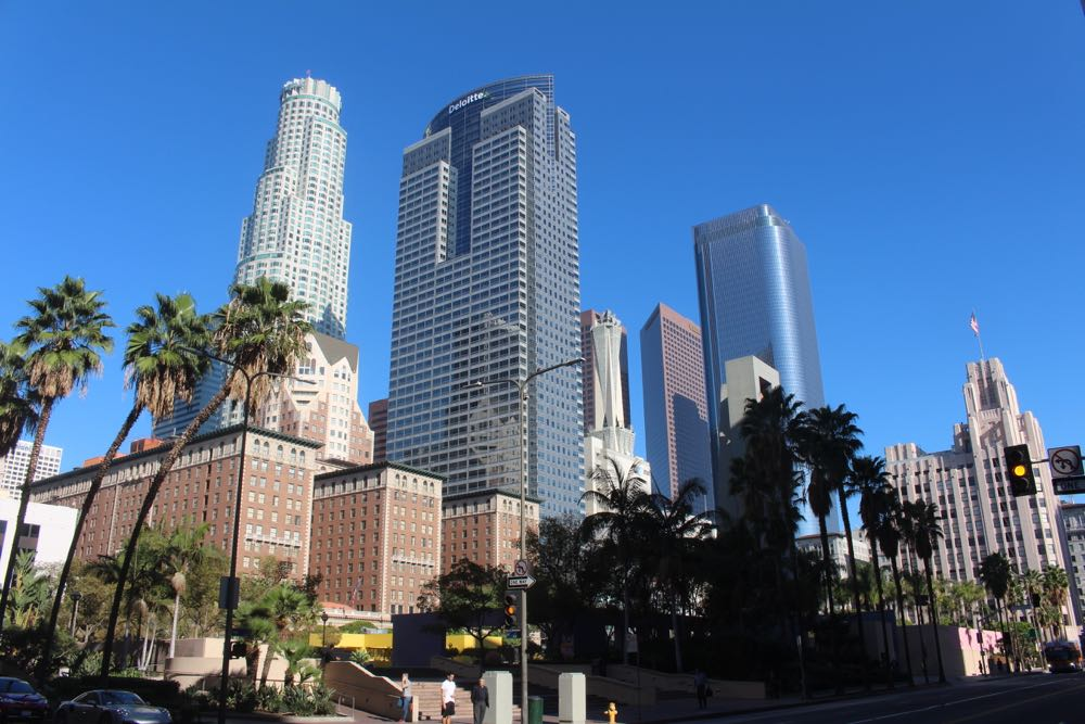 Travel Pic of Downtown L.A.