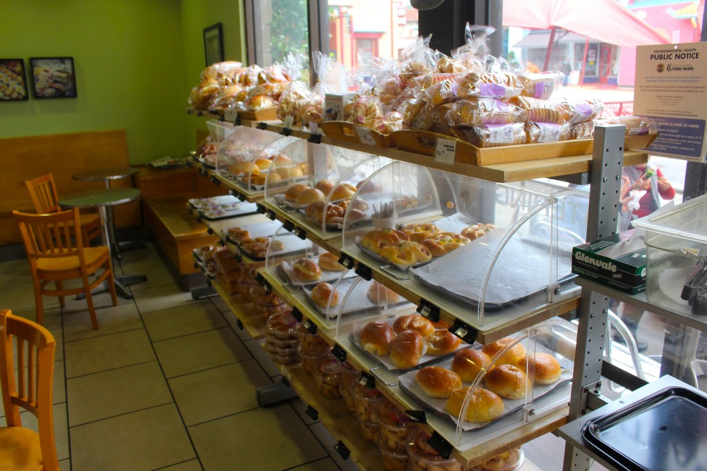 There are tons of affordable bakeries in downtown Los Angeles