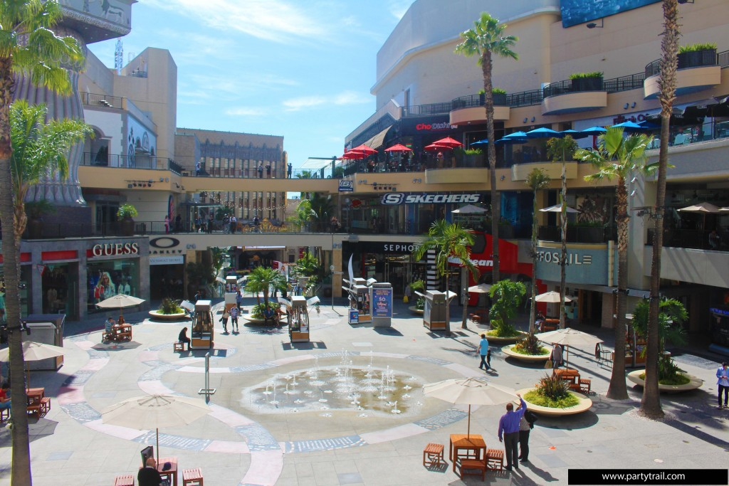 The Hollywood & Highland Center in Hollywood Los Angeles