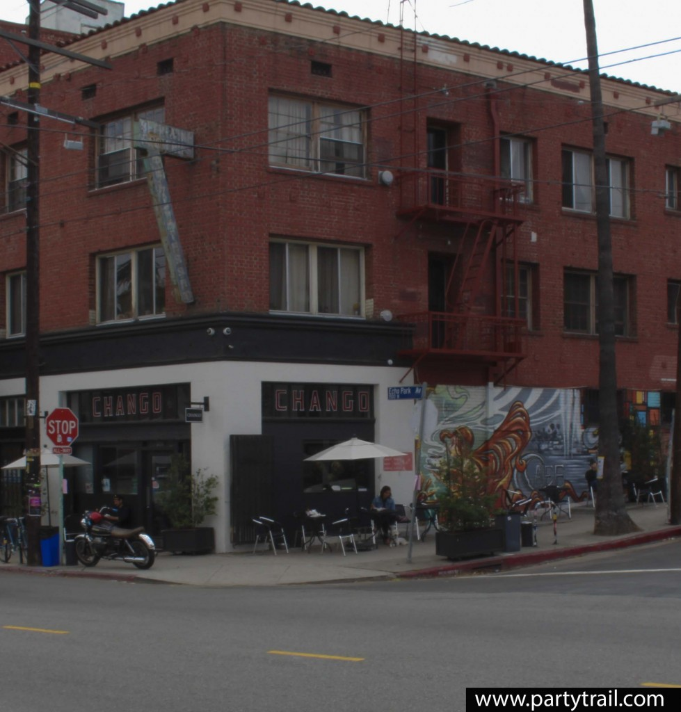 There are several neighborhood Coffee Shops in Echo Park Los Angeles