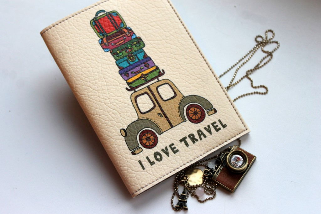 Summer Travel Essential-Passport Holder