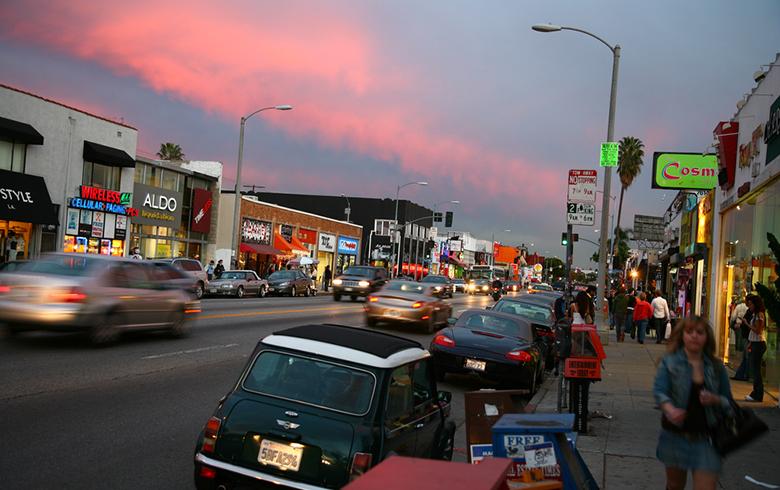 Melrose Avenue