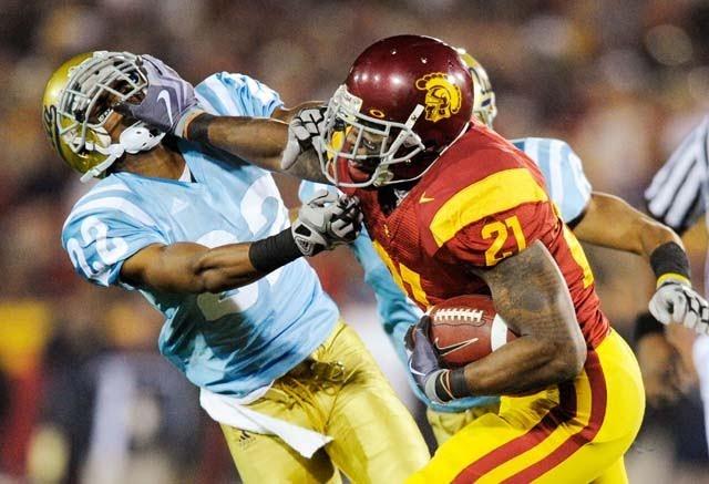 USC versus UCLA