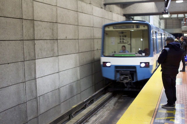 The Montreal Metro System
