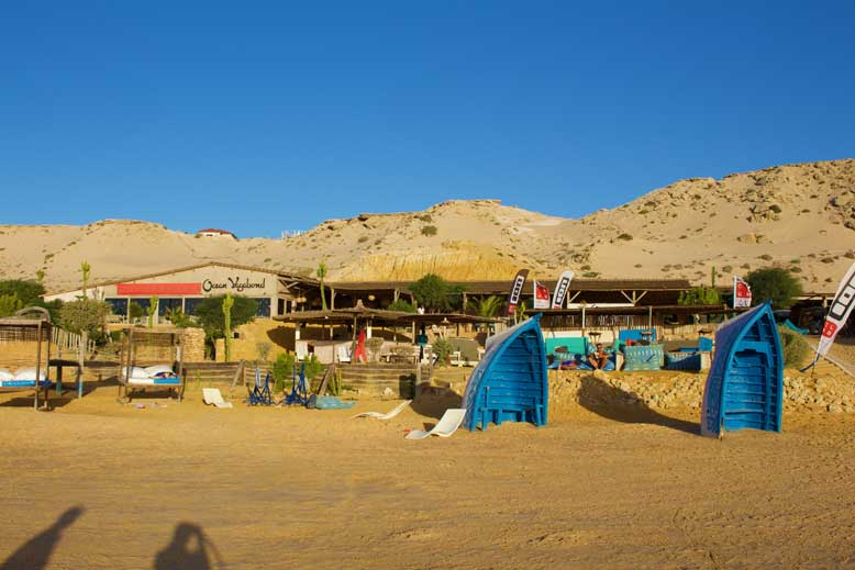 Ocean Vagabond Desert Resort In Dakhla Western Sahara Is Great For Learning Kite-Surfing