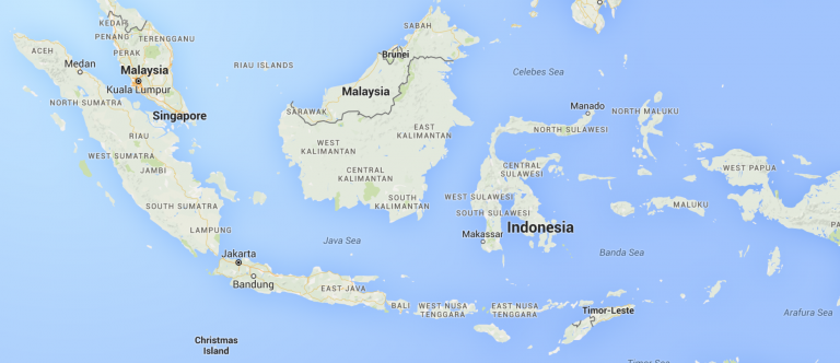 Indonesia Is A South East Asian Country Composed Of About 13,000 Islands.