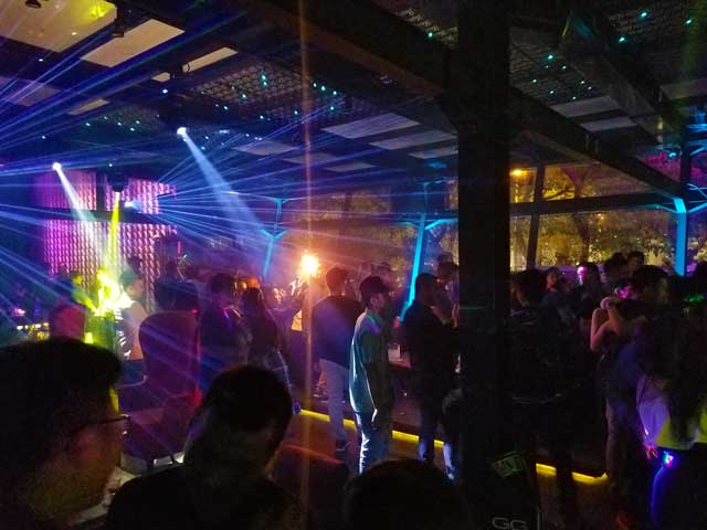 Jakarta Indonesia has a very impressive nightlife scene.
