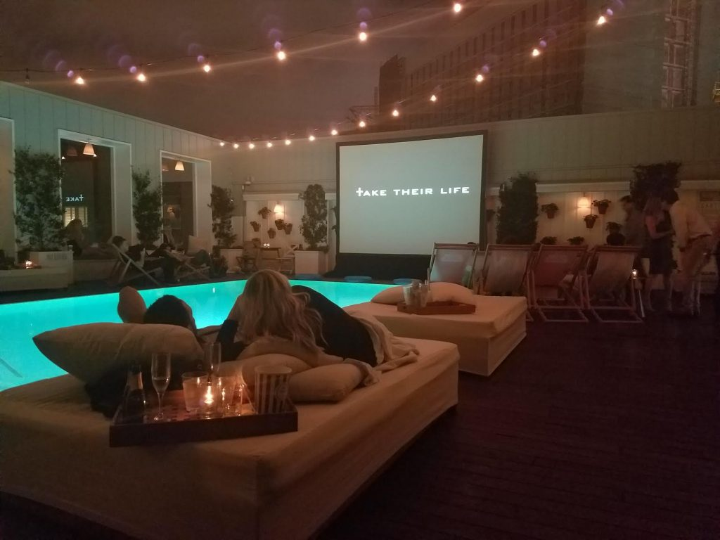 The Skybar At The Mondrain Los Angeles