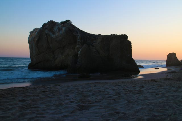 El Matador State Beach Is On The Outskirts Of Los Angeles California